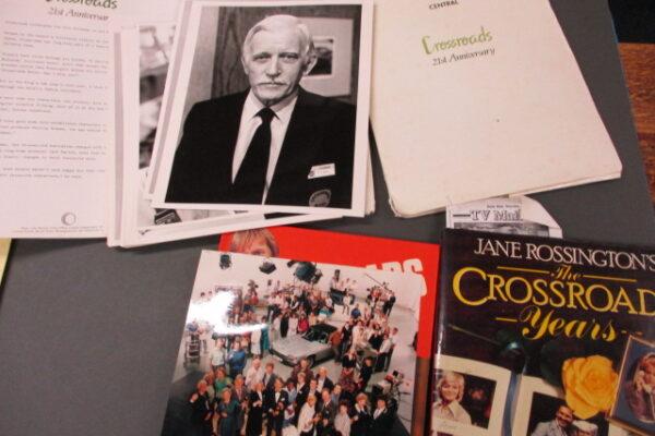 Patrick Jordan's Crossroads memorabilia up for auction